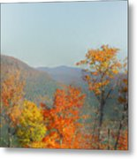 View From Sunday River Metal Print