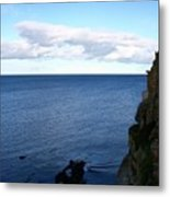 View From The Castle Metal Print