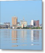 View From The East Metal Print