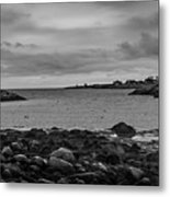 View From The Harbor Metal Print