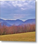 View From Von Trapps Lodge 2 Metal Print