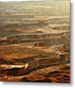 View Of Canyonlands Metal Print