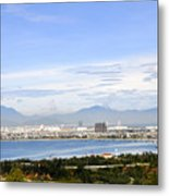 View Of Da Nang 2 Metal Print