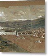 View Of Tetouan Metal Print