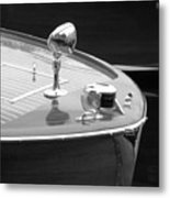 View Of The Bow Metal Print