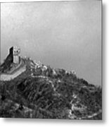 View Of The Great Wall I Metal Print