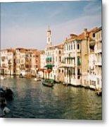 View Of Venice Metal Print