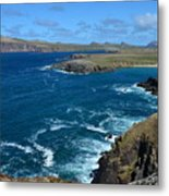View Over Clogher Metal Print