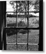 View To Yesterday Metal Print