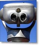 Viewing Telescope Metal Print