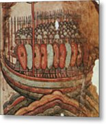 Viking Invasion 919 Metal Print