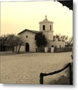 Village Chapel Metal Print