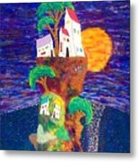 Village Retreat 15-16 Metal Print