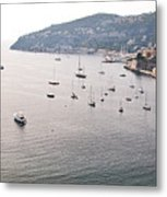 Villefranche-sur-mer Metal Print