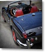 Vintage 1966 Triumph Spitfire Metal Print