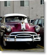 Vintage Car From 1940's Era Metal Print