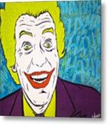 Vintage Cesar Romero's Joker Metal Print