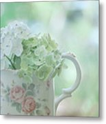 Vintage Pitcher Metal Print