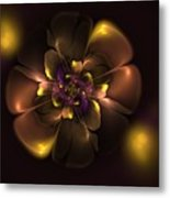 Violet For Daddy Metal Print