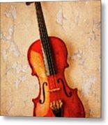 Violin Dreams Metal Print