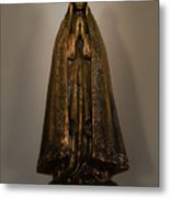 Virgin Mary - Apaneca Metal Print