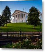 Virginia Capitol Building Metal Print