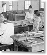 Virginia: Child Labor, 1918 Metal Print