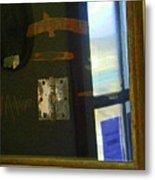 Virginia Dale Burn Relics Metal Print