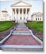 Virginia State Capitol Building Metal Print
