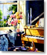 Virginia Waltz Metal Print