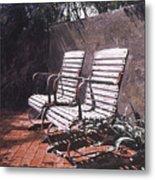 Virginia's Repose Metal Print