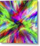 Vision 1 Metal Print