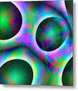 Vision 30 Metal Print