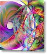 Vision 41 Metal Print