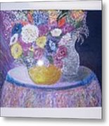 Vision Of Abundance And Beauty Metal Print