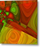 Vision Of Joy Metal Print
