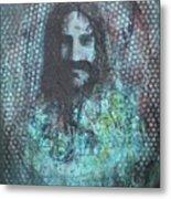 Vision Of Meher Baba Metal Print