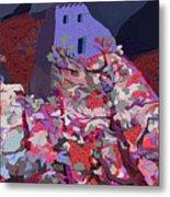 Vision Of The Ruins Metal Print