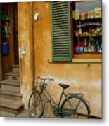 Visions Of Italy 4 Metal Print