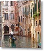 Visions Of Venice 2. Metal Print