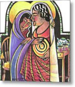 Visitation - Kitchen - Mmvsk Metal Print