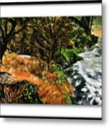 Vista World Metal Print by Monroe Snook