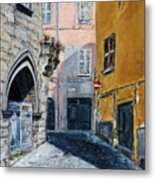 Viterbo Church Metal Print