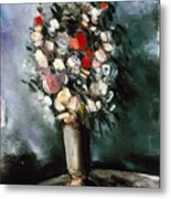 Vlaminck: Summer Bouquet Metal Print