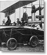 Voisin Flying Machine, 1912 Metal Print