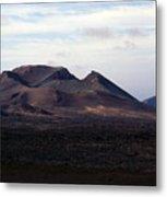 Volcano 1 Metal Print