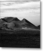 Volcano 2 Metal Print
