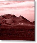 Volcano 3 Metal Print