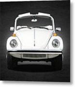 Volkswagen Beetle Metal Print