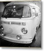 Volkswagen Westfalia Camper Metal Print